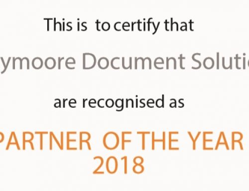 Partner of the Year for 2018